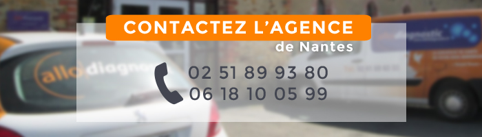 Contact Agence Allodiagnostic Nantes